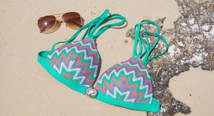 boho bikini's 2017 - top - triangel