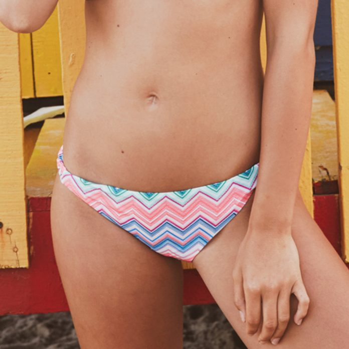 MELT summer nomads bikini broekje zigzag regular