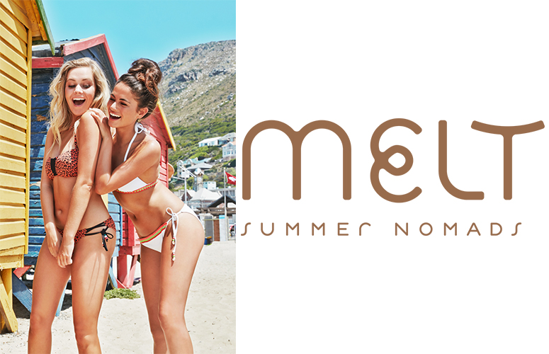 MELT summer nomads bikini collectie 2017