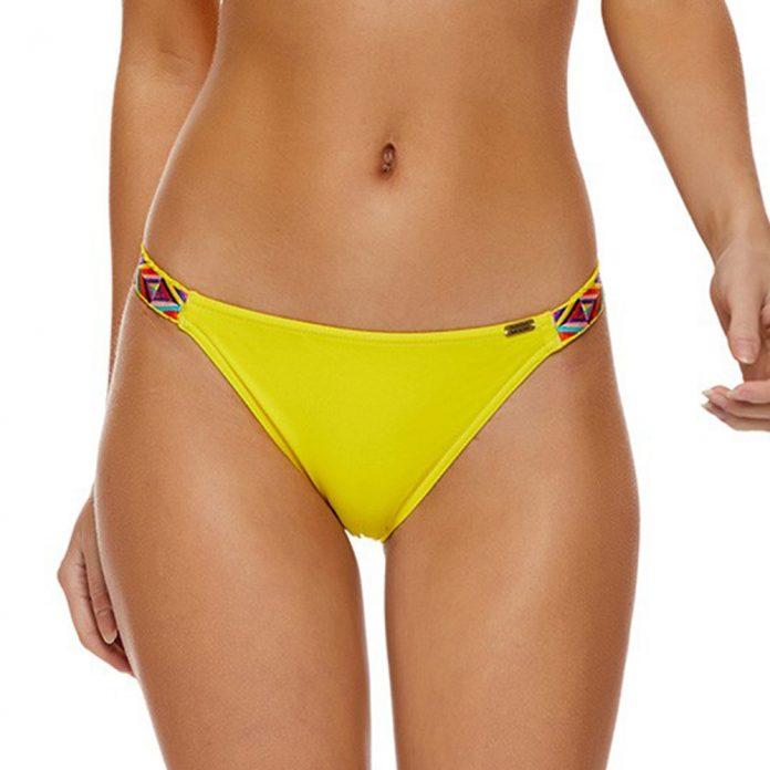 banana moon NARANJA bikini broekje geel trendy zomer 2018