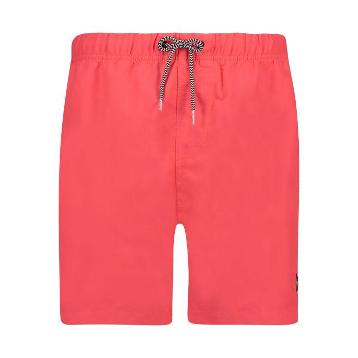 Shiwi zwembroek 2018 short rood voorkant packshot trendy zomer