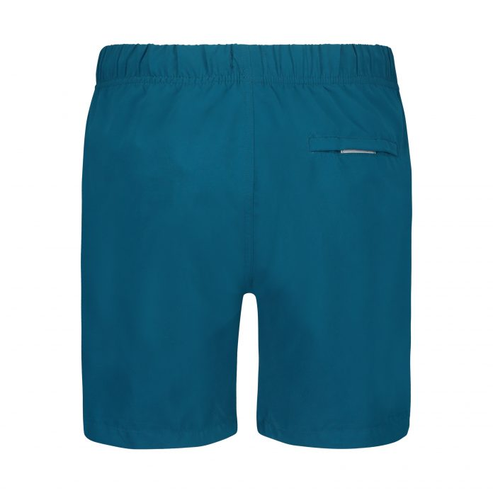 TrendyZomer SHIWI zwembroek collectie 2018 solid mike petrol blauw