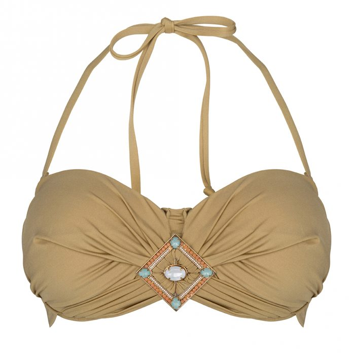 BOHO-bikini-2018-Bohemian-bandeau-bronze-brons trendy zomer 2018