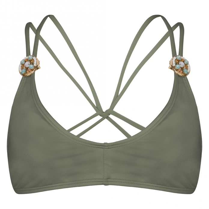 BOHO-bikini-Ultimate-bralette-olive-groen trendy zomer 2018