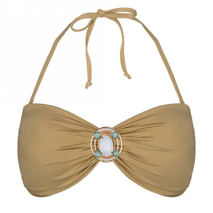 BOHO-bikini-2018-Iconic-bandeau-bronze-brons trendy zomer 2018