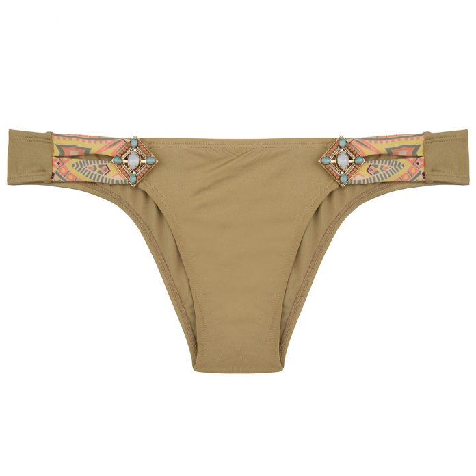BOHO-bikini-2018-Lush-bottom-bronze-brons-aztec trendy zomer 2018