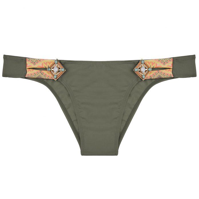 BOHO-bikini-2018-Lush-bottom-olive-groen-aztec trendy zomer 2018