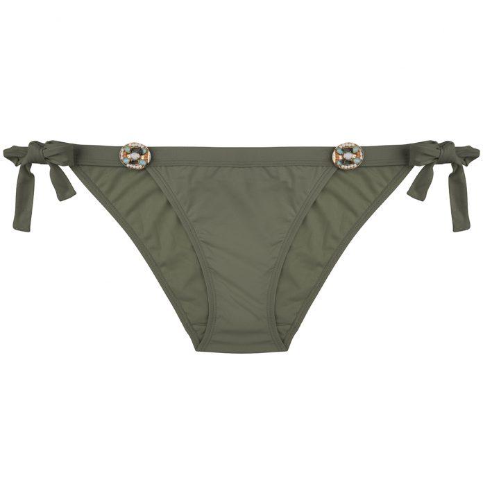 BOHO-bikini-2018-Glossy-bottom-olive-groen trendy zomer 2018