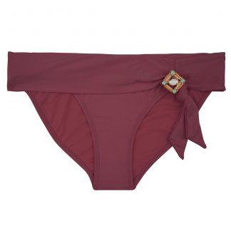 BOHO-bikini-2018-Fabulous-bottom-aubergine-paars