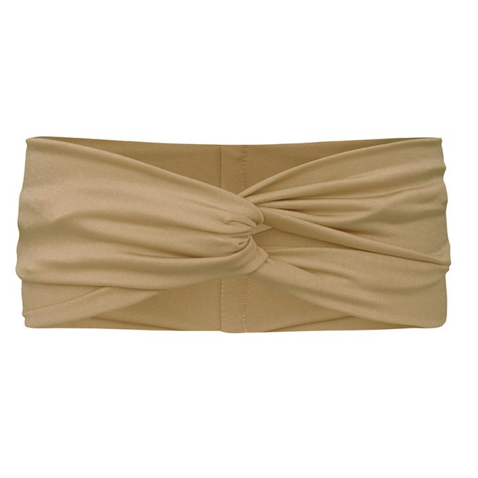 BOHO-bikini-hairband-bronze-front