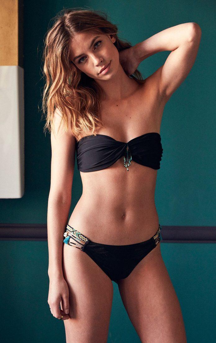 AMENAPIH bikini my swim zwart trendy zomer 2018