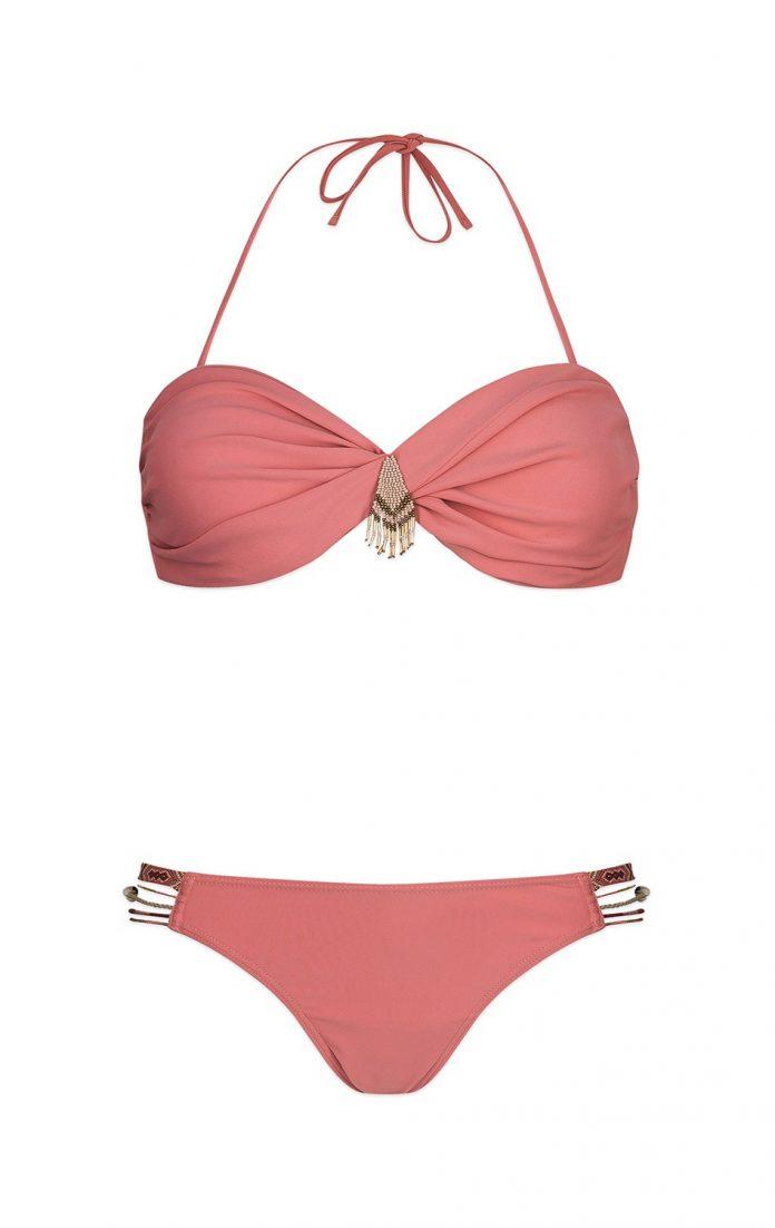 AMENAPIH bikini my swim roze trendy zomer 2018
