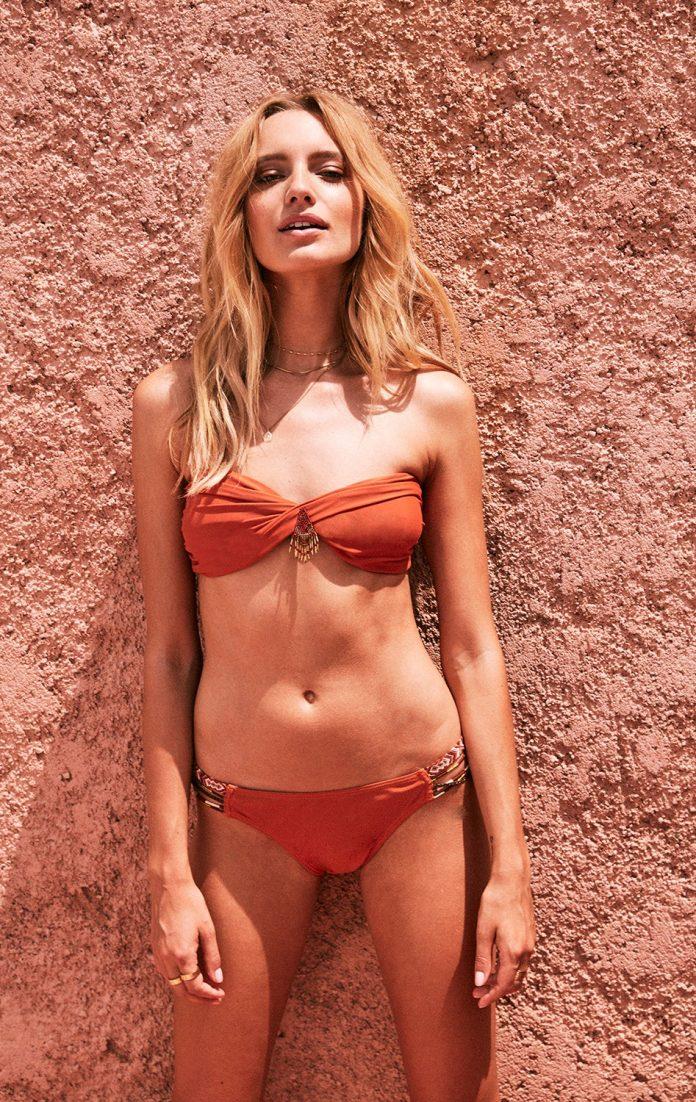 AMENAPIH bikini my swim oranje trendy zomer 2018