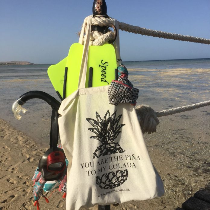 TrendyZomer TrendyTas Gratis, actie, bikini badmode collectie 2018