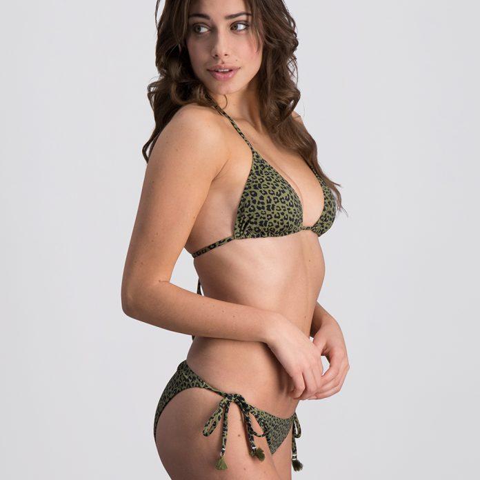 Melt bikini 2018 Animal groen Trendy Zomer 2018