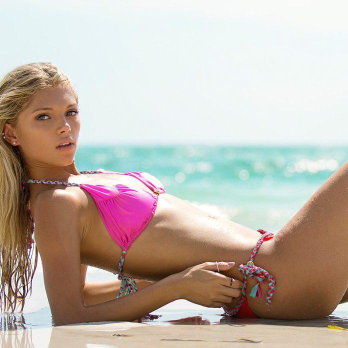 BOHO-bikini's-2019-TrendyZomer_vivid_rose-pink_luminous_coral-red